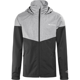 Columbia Inner Limits Veste Homme, black/grey ash